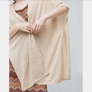 🐶 Mango | Flecked Fine-Knit Sweater Cardigan